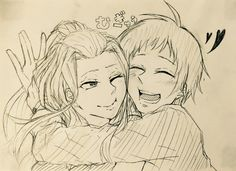 The Mother and Kamiya Tsurugi