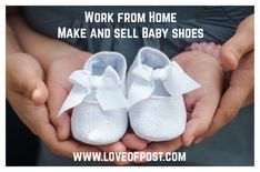 LOP Work from Home - Make and sell baby shoes - Love of Post Cute Pregnancy Photos, Pregnancy Advice, Pregnancy Questions, Pregnancy Timeline, Pregnancy Belly, Pregnancy Labor, Pregnancy Fashion, Baby Shoes Pattern, Shoe Pattern