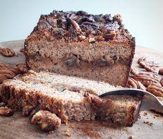 Sans Gluten Vegan, Vegan Kitchen, Lactose Free, Sweet Bread, Banana Bread, Desserts, Food, Breads, Bananas