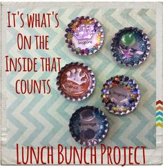 The Middle School Counselor: It's what on the inside that counts--Lunch Bunch Lesson