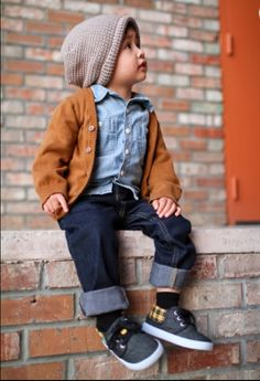 Hipster kids....Oh my word!