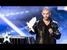"""A magician on this week's episode of Britain's Got Talent left everyone astounded after he revealed a number of doves, as if from thin air. Watch his full performance here: 