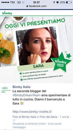 ⇒ Bimby, le nostre Ricette - Bimby Dream Team