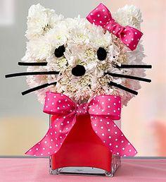 Cutie Kittie (Conroy's Flowers in Bell, CA)