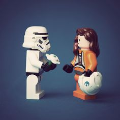 Stormtrooper Lego Figure Photography 7