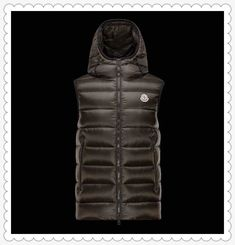 Moncler Aubert Euramerican Style Jacket Men Zip Hooded Black Sale | Photos from Moncler Sale Womens Jackets | Pinterest | Moncler, Zip and Black