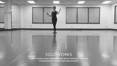 Soloworks A Lemon Sponge Cake Training Program Lemon Sponge Cake, Contemporary Ballet, Training Programs, Workout Programs, Workout Plans
