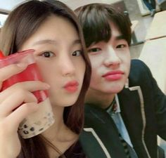2hwang Ulzzang, Siblings, Twins, Jung Chaeyeon, Role Player, Kpop Couples, Like A Cat, Korean Couple, Lee Know