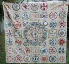 Irish Circles, must find pattern
