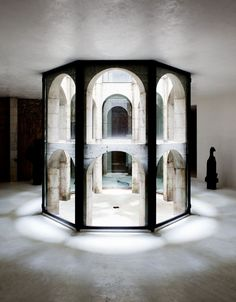 The Labyrinth Home by Xavier Corbero: http://modedamour.com/2017/02/the-labyrinth-home.html