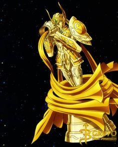 Armaduras Doradas en SS Soul Of Gold · General · Universo Zodiacal · wocial