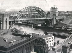 The Tyne Bridge - 12 October 1969
