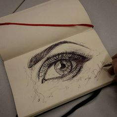 Amazing Learn To Draw Eyes Ideas. Astounding Learn To Draw Eyes Ideas. Cool Drawings, Pencil Drawings, Illusion Kunst, Realistic Eye Drawing, Arte Sketchbook, Eye Art, Pretty Art, Types Of Art, Art Tutorials