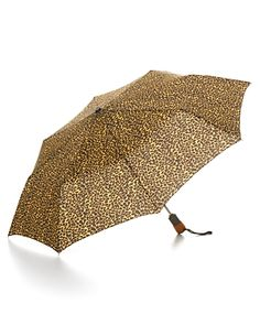 Cheetah Print Umbrella