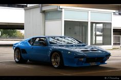 Pantera: American V8 + Italian Everything Else = We Need More Like This