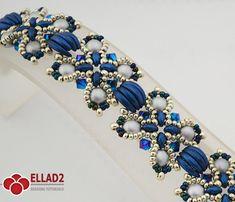 Tutoriel Bracelet Nevis Téléchargement instantané du par Ellad2