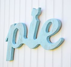 Pie Kitchen Decor Sign by LifeUnscripted on Etsy…
