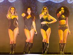 Little Mix Girls Defend Their Sexy Tour Outfits Little Mix Girls, Little Mix Outfits, Little Mix Jesy, Jesy Nelson, Perrie Edwards, Stage Outfits, Sexy Outfits, Concert Outfits, Litte Mix