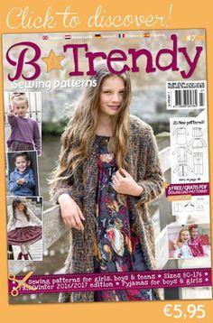 kids sewing / pattern magazine