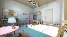 Kids bedroom - https://interiordesign.io/kids-bedroom/