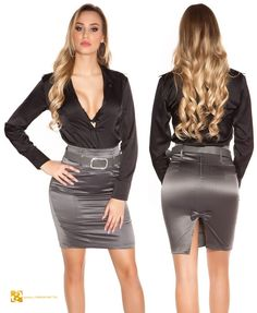 Catalogue model in tight sexy pencil skirts Skirt Outfits, Sexy Outfits, Fashion Outfits, Tight Dresses, Sexy Dresses, Celebrity Style Casual, Girl Fashion, Womens Fashion, Sexy Skirt