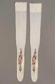 Stockings  1910-1925  The Museum of Fine Arts, Boston