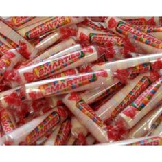 OLD TIME FAVORITES :: SOFT CANDY & CHEWS :: SMARTIES PER LB -