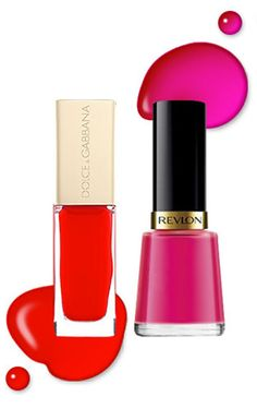 8 Fun Mani and Pedi Ideas To Rock This Weekend - Super-cute color combos for the beach, the BBQ and beyond.