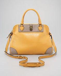 Marc Jacobs Manhattan Whitney Colorblock Bag