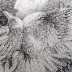 Process 💫 #limkina_sketches