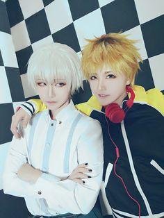 Tokyo Ghoul Hideyoshi Nagachika & Kaneki Ken Cosplay on Behance
