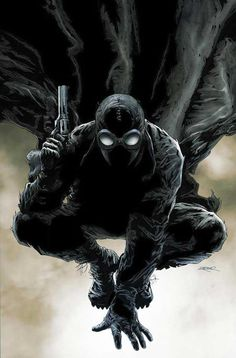 Spider-Man Noir (Peter Parker_Earth-90214)