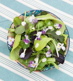 Photo of Summer Salad Leaf Mix