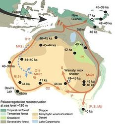 Aboriginal DNA study reveals 50,000-year story of sacred ties to land   Australia news   The Guardian