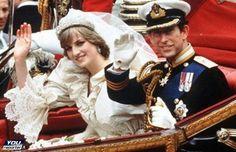 Il 29 luglio 1981 si festeggiavano le nozze faraoniche di Lady Diana Spencer con il principe ereditario Carlo d'Inghilterra, vengono trasmesse in diretta dalle tv di mezzo mondo.