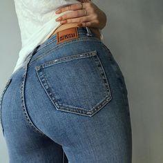 bigger buttocks