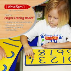 Write Right is proud to announce the new launch of its pre-writing boards - THE FINGER TRACING BOARDS. A fantastic tool to prepare your child for successful writing skills. For more information don't forget to follow us on Facebook - Write Right Educational