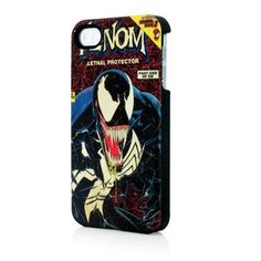 Marvel Iconic Covers Clip Case for iPhone 4 - Venom
