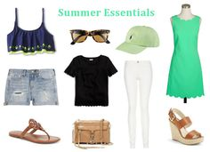 Summer Essentials | Anchors and Pearls