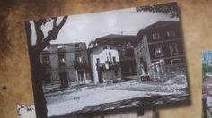 Plaza de Cabieces, 1960. La casa de la carnicería de Marga