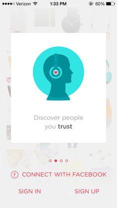 Luvocracy iOS