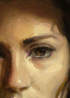 """Shadow Veil"" (close-up), John Larriva art"