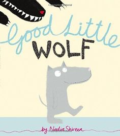 Good Little Wolf by Nadia Shireen http://www.amazon.co.uk/dp/1780080018/ref=cm_sw_r_pi_dp_72Dwvb1G093GP