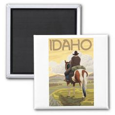 >>>Low Price Guarantee          	Cowboy & Horse - Idaho Fridge Magnet           	Cowboy & Horse - Idaho Fridge Magnet In our offer link above you will seeDeals          	Cowboy & Horse - Idaho Fridge Magnet today easy to Shops & Purchase Online - transferred directly secure and tru...Cleck Hot Deals >>> http://www.zazzle.com/cowboy_horse_idaho_fridge_magnet-147204772027333013?rf=238627982471231924&zbar=1&tc=terrest