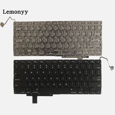US Laptop keyboard For Apple MacBook Pro A1297 MC024 MC725 MD311 MC311 MC226 MB064 English Replace Laptop Keyboard 17 Inch''. Yesterday's price: US $19.38 (16.02 EUR). Today's price: US $18.41 (15.20 EUR). Discount: 5%.