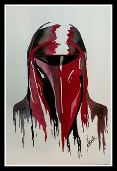 """""""Emperors guard"""" watercolor painting Star Wars Pictures, Cool Pictures, Funny Pictures, Deviant Art, Artist Painting, Watercolor Paintings, Star Wars Wallpaper Iphone, Darth Bane, Life Guard"""