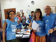 """""""Las elecciones se desarrollan con normalidad en Vicente López"""""""