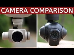 Which drone has the better camera? | DJI Phantom 4 vs Yuneec Typhoon H - YouTube