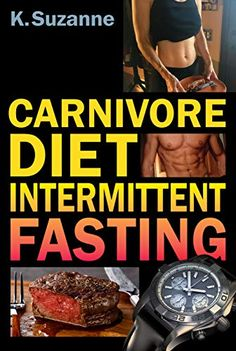 Combine a Carnivore Diet with Intermittent Fasting for Accelerated Fat Loss, Brain Power, and Longevity. Zero Carb Diet, No Carb Diets, Low Carb, Egg Diet Plan, Diet Meal Plans, Meal Prep, Healthy Meat Recipes, Diet Recipes, Healthy Food