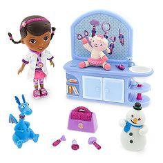 Doc McStuffins Figure Play Set - Disney Store $19.50